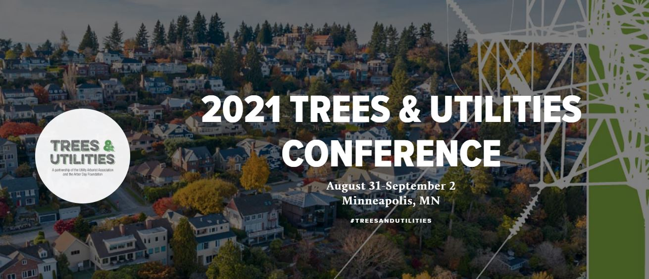 Trees Utilities Conf 2021 image